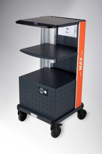 Warehouse Battery Powered Mobile Workstation MAX Li-Ion US