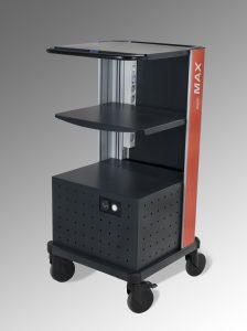 MAX mobile workstation front