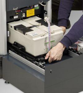 MAX Powerstation battery exchange
